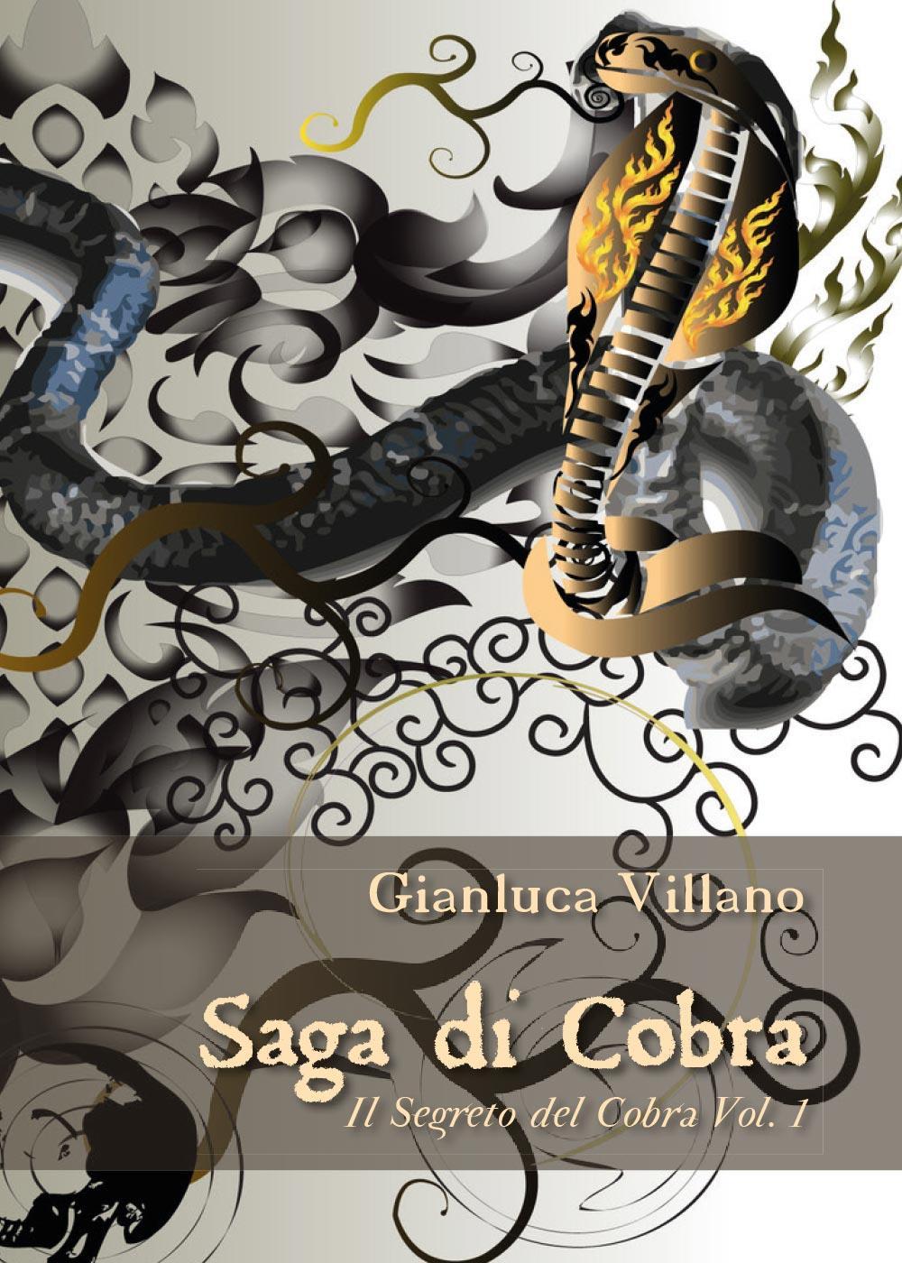 Saga di Cobra - Il Segreto del Cobra Vol. 1