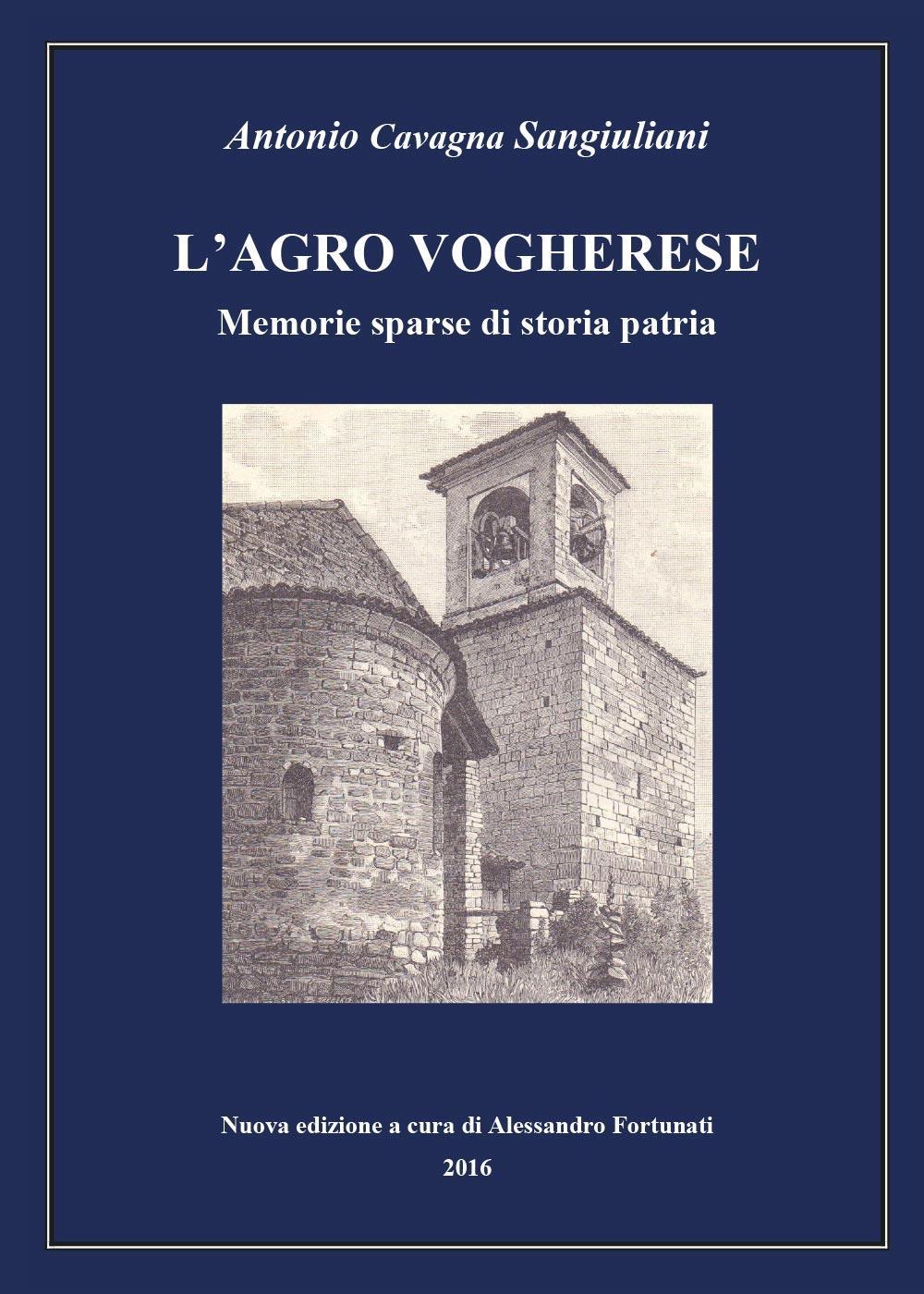 L'Agro Vogherese – Memorie sparse di storia patria