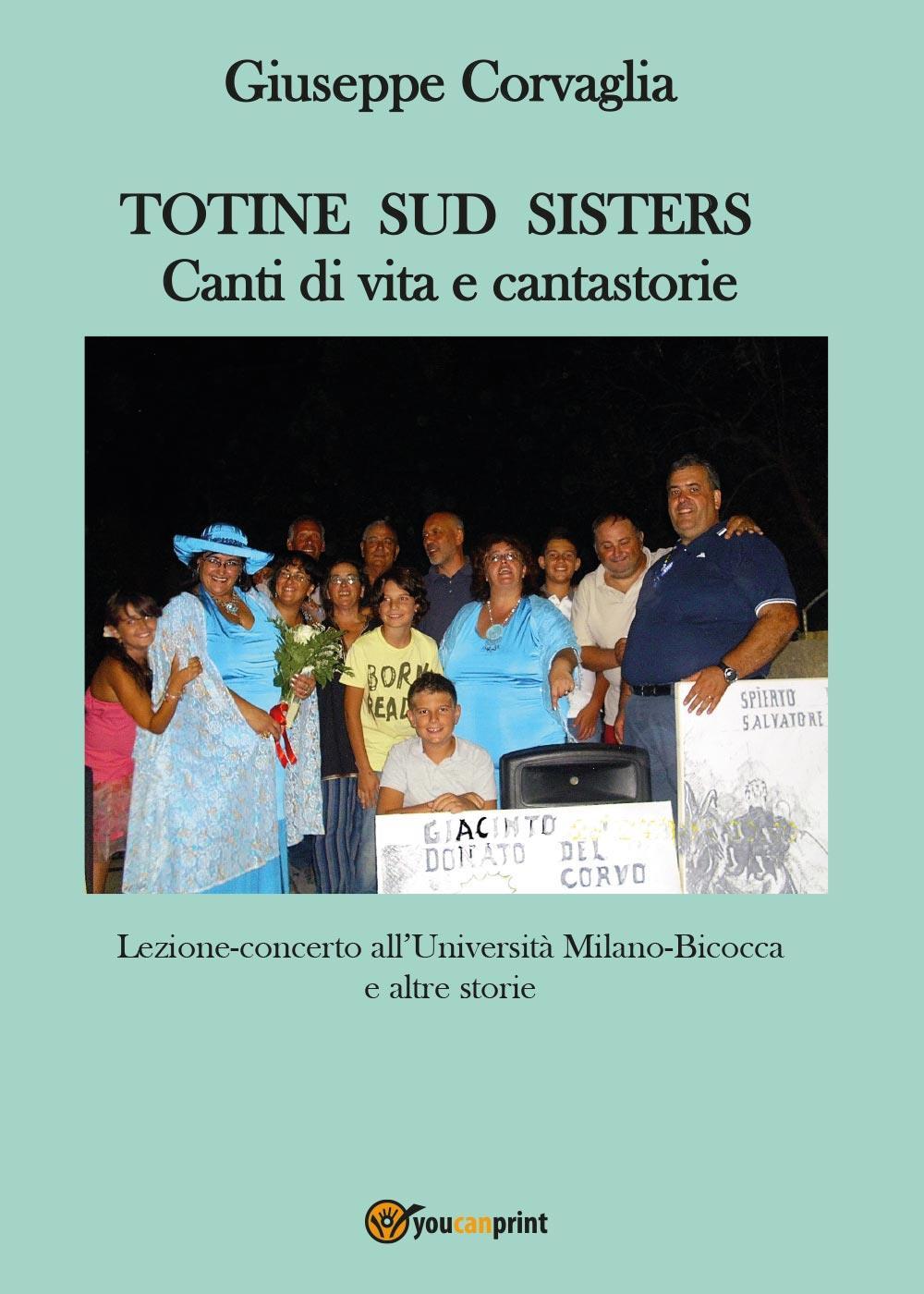 TOTINE SUD SISTERS - Canti di vita e cantastorie