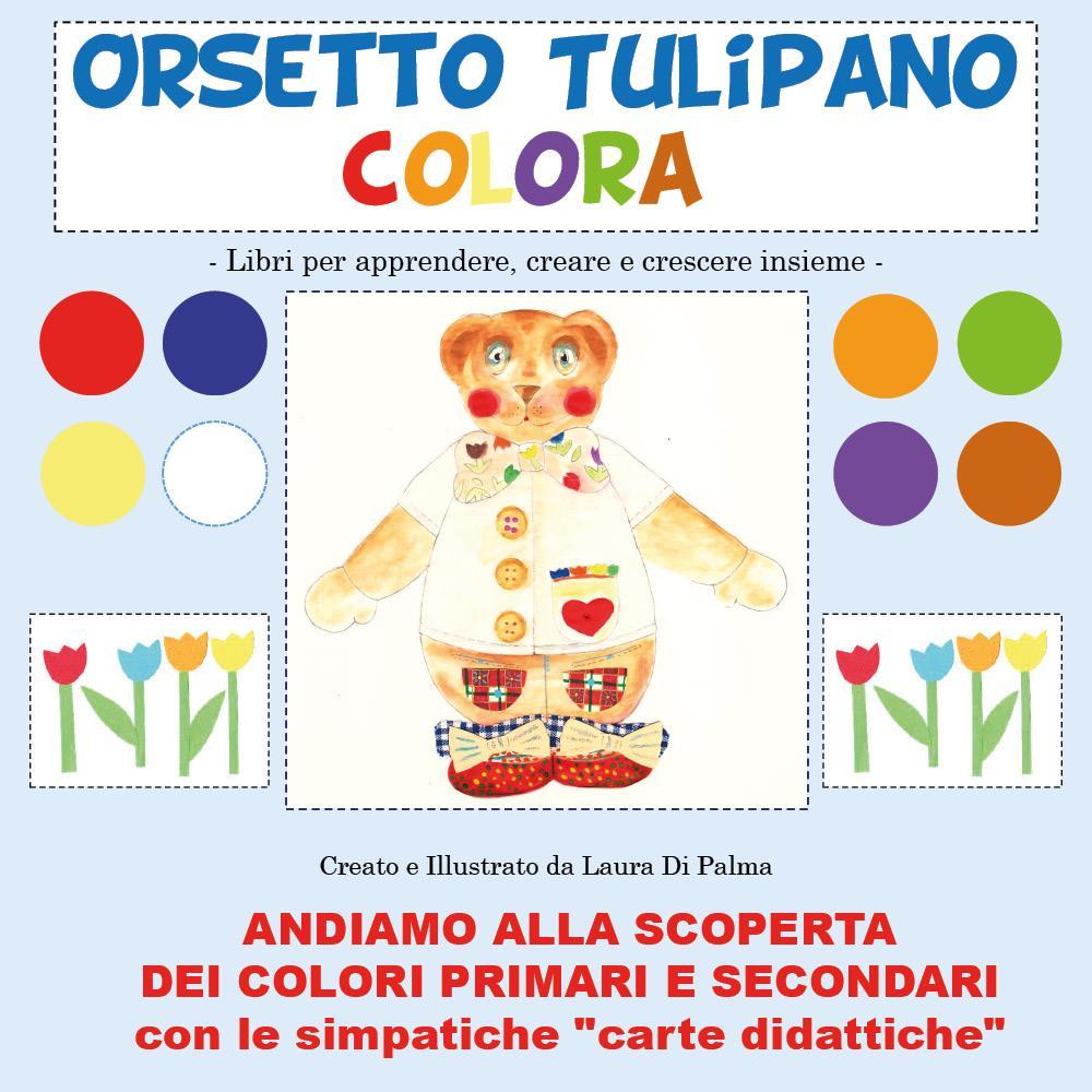 Orsetto Tulipano colora