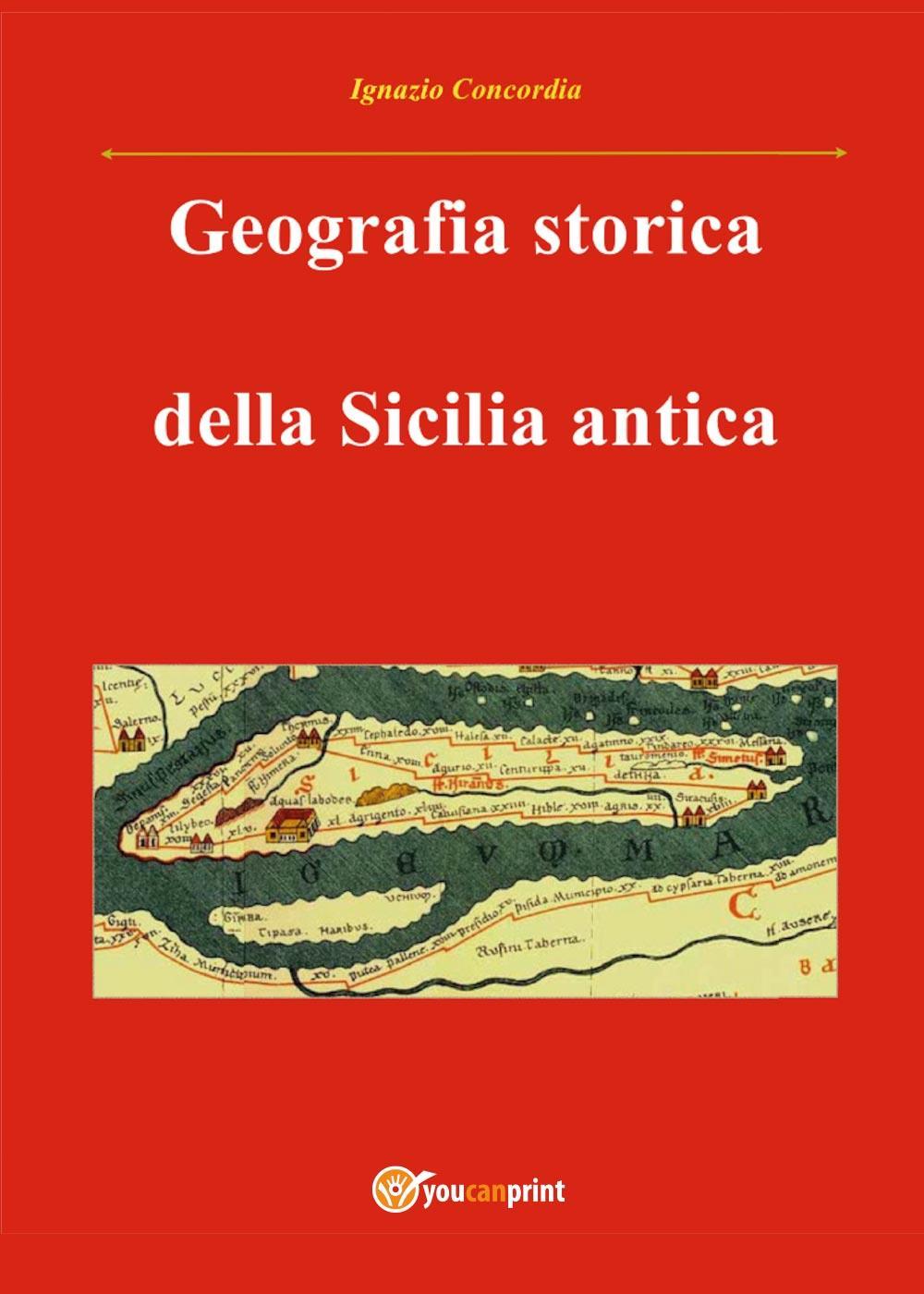 Geografia storica della Sicilia antica