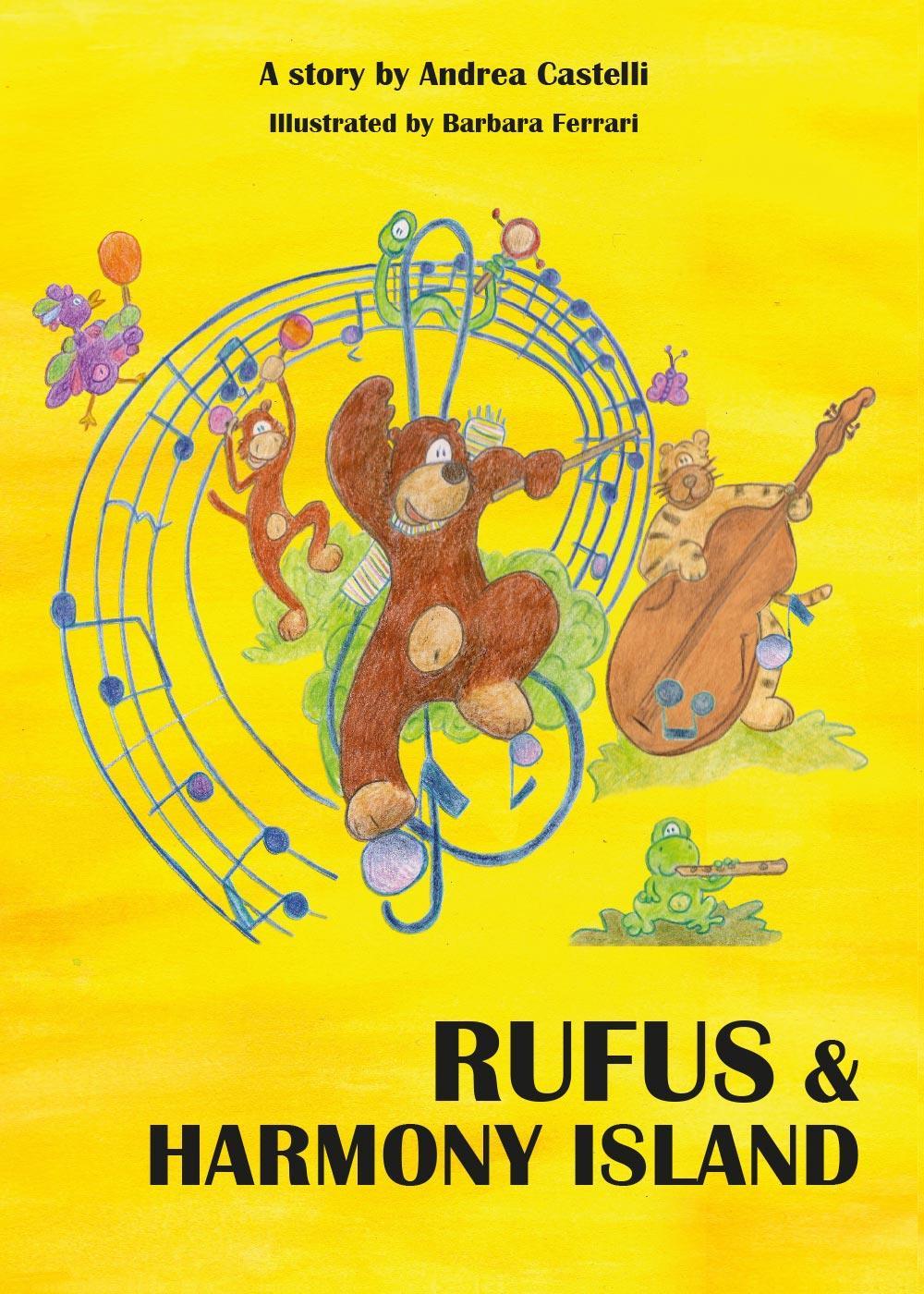 Rufus & Harmony Island