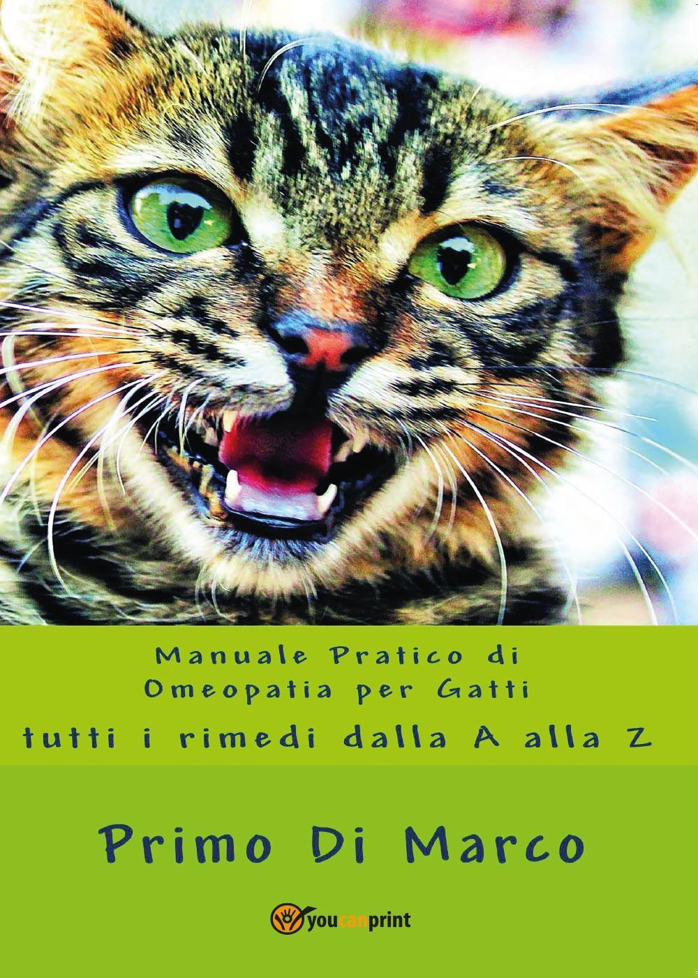 Manuale Pratico Omeopatia per Gatti