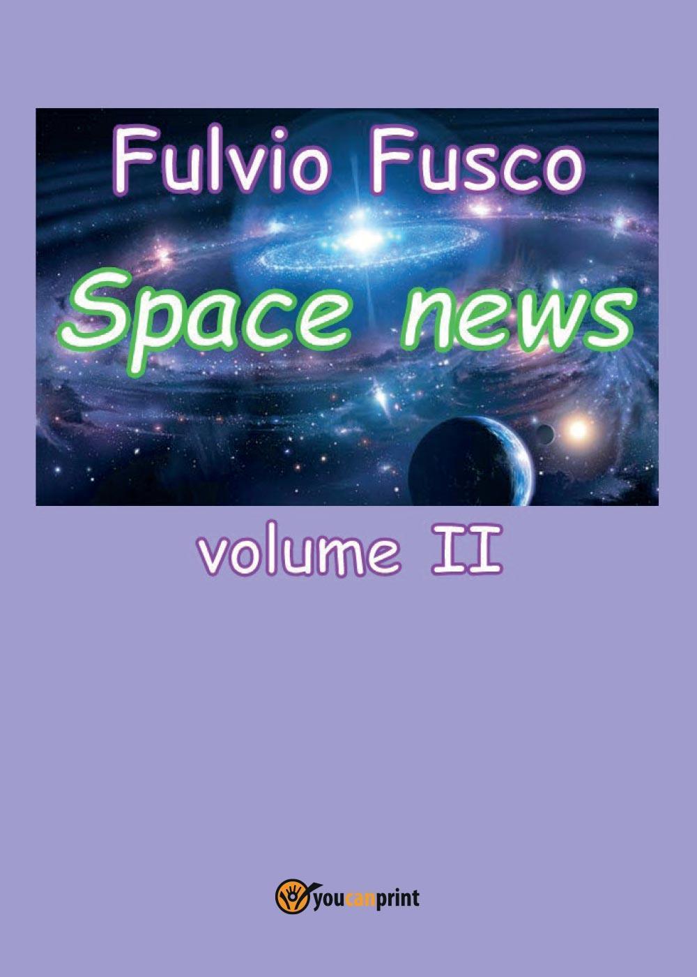 Space news. Vol. II