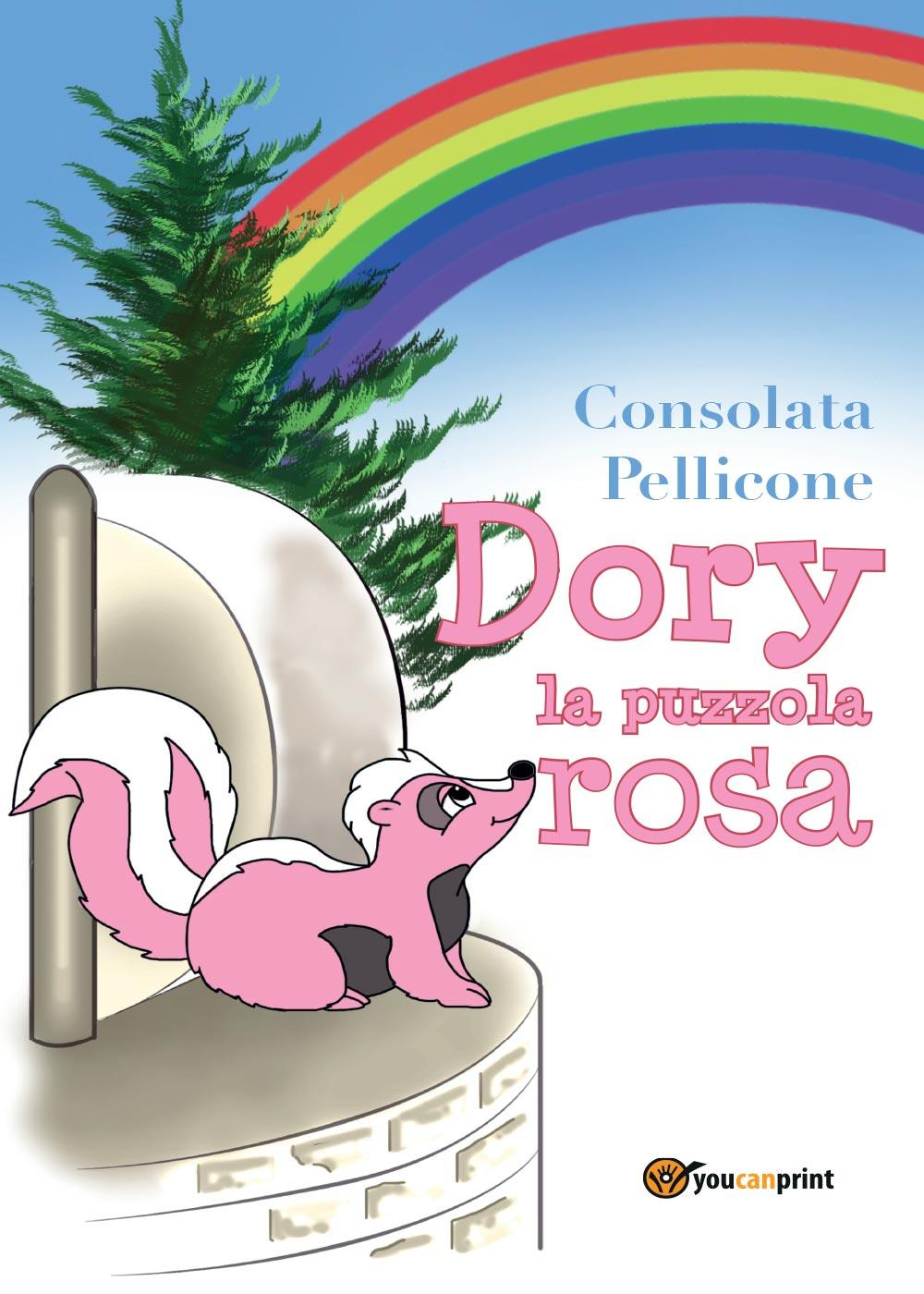 Dory, la puzzola rosa