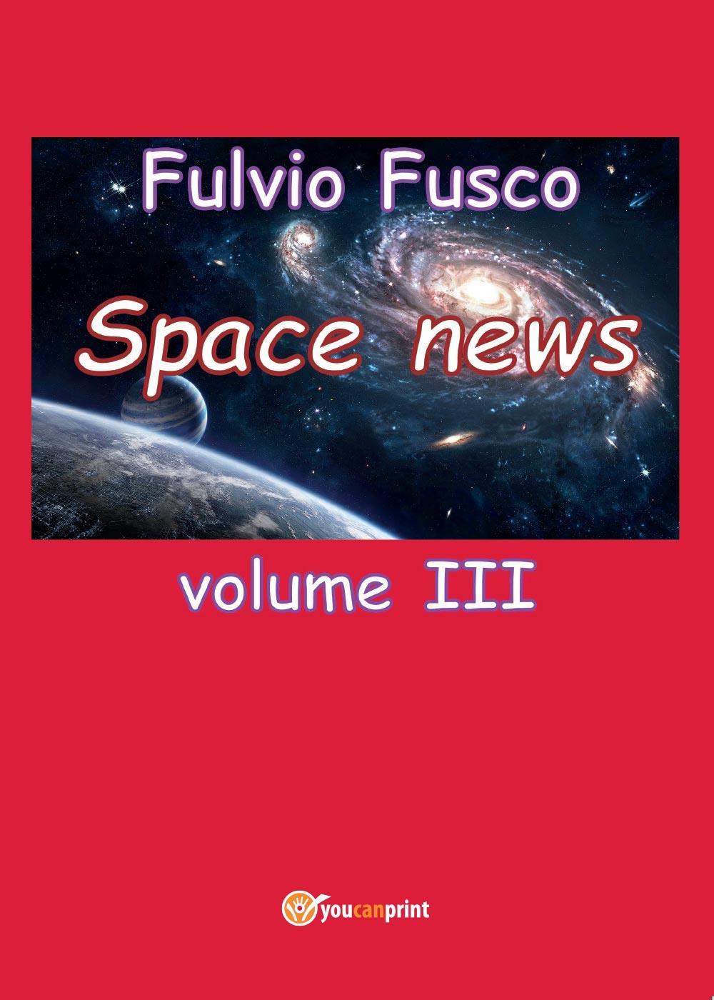 Space news. Vol. III