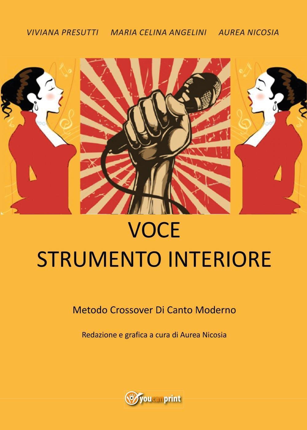 Voce strumento interiore, metodo crossover di canto moderno