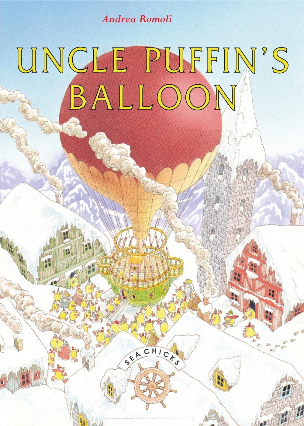 Uncle Puffin's Balloon
