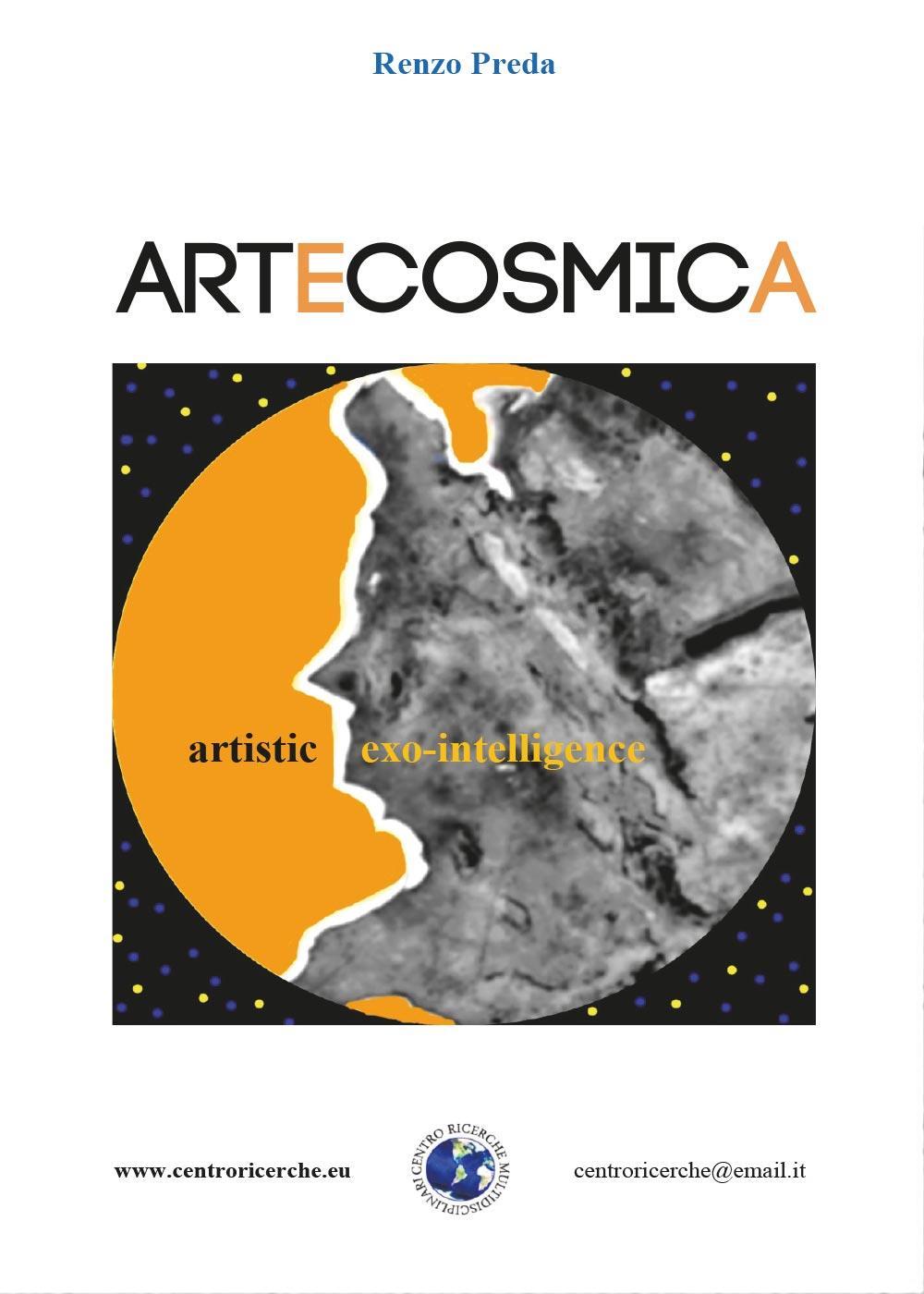 Artecosmica. Artistic exo-intelligence