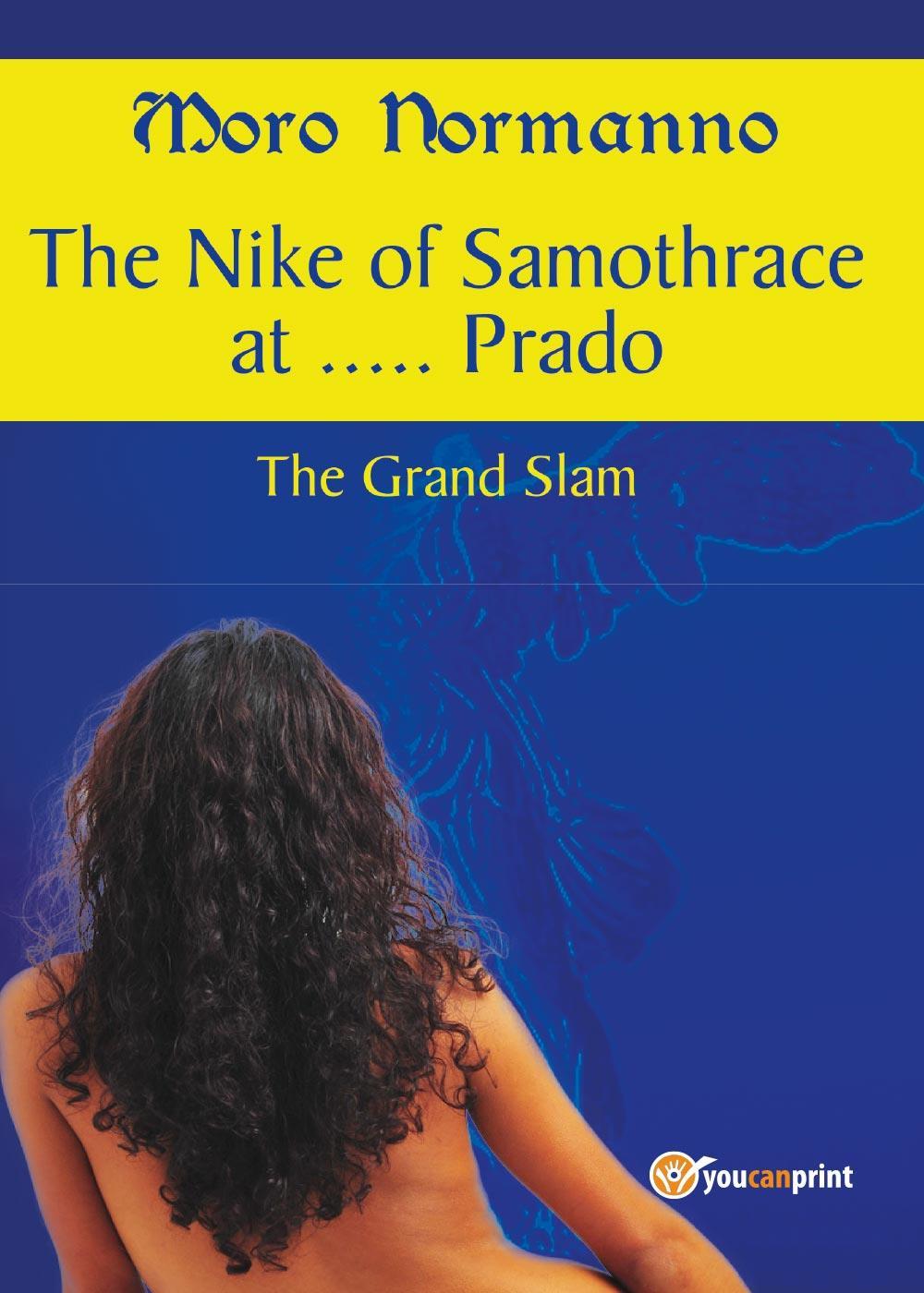 The Nike of Samothrace at... Prado. The Grand Slam.