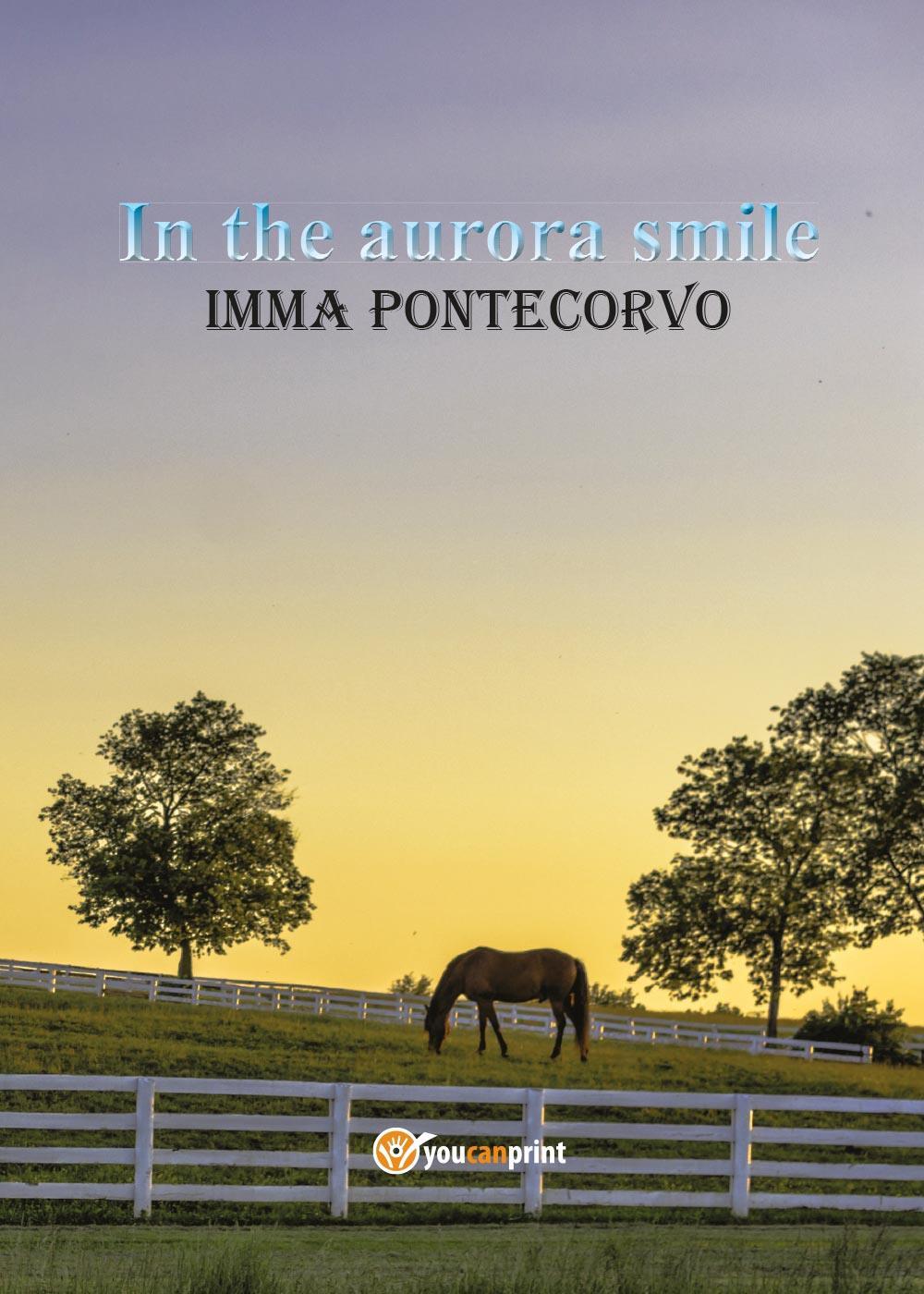 In the aurora smile