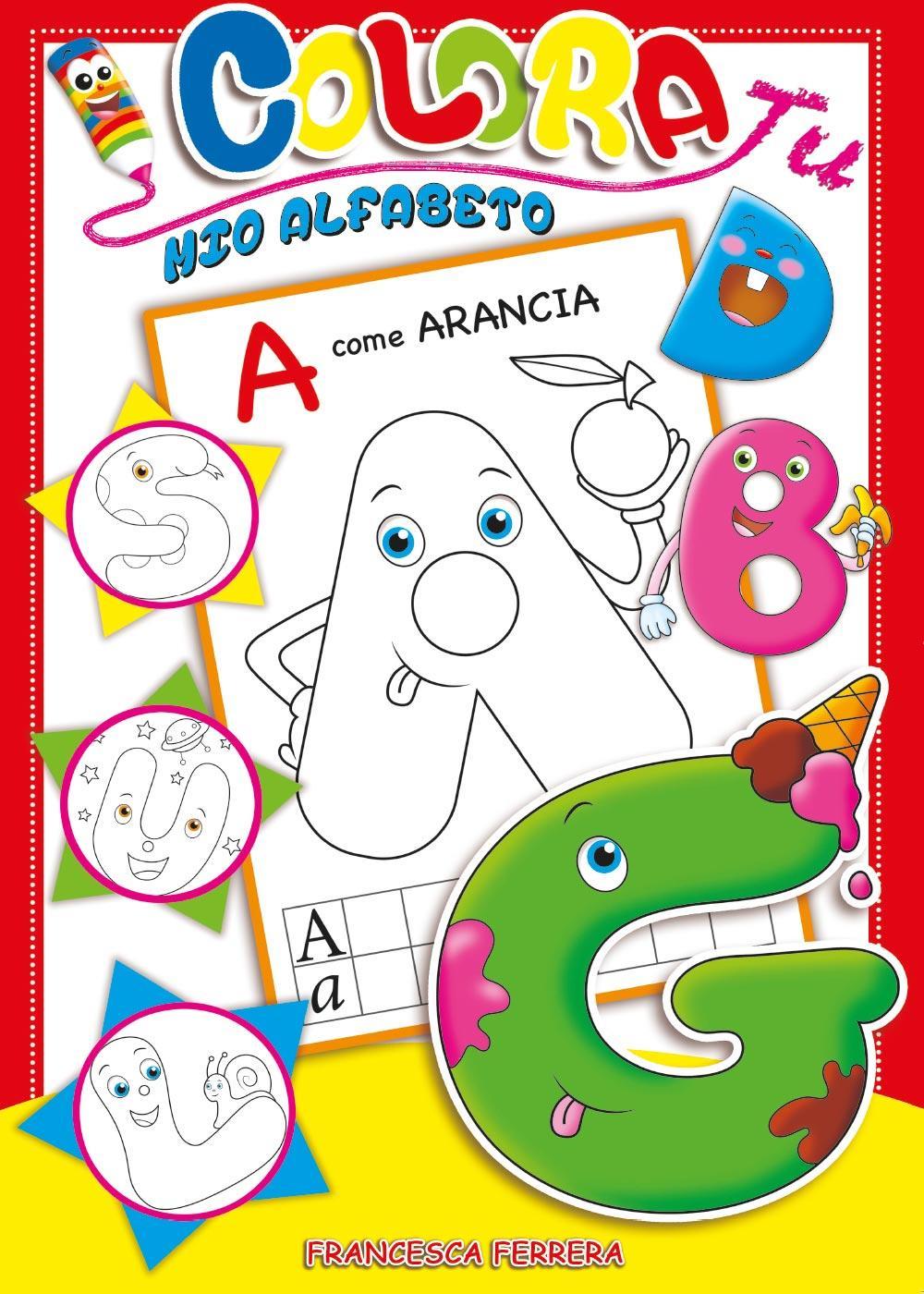 Colora tu mio alfabeto