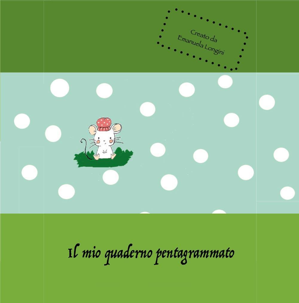 Quaderno pentagrammato