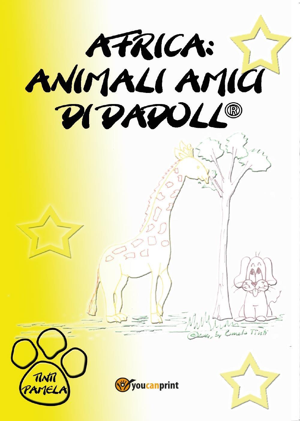 Africa: animali amici di Dadoll®