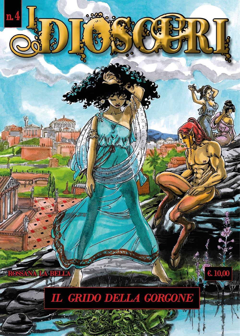 I DIOSCURI n.4 - Il grido della Gorgone