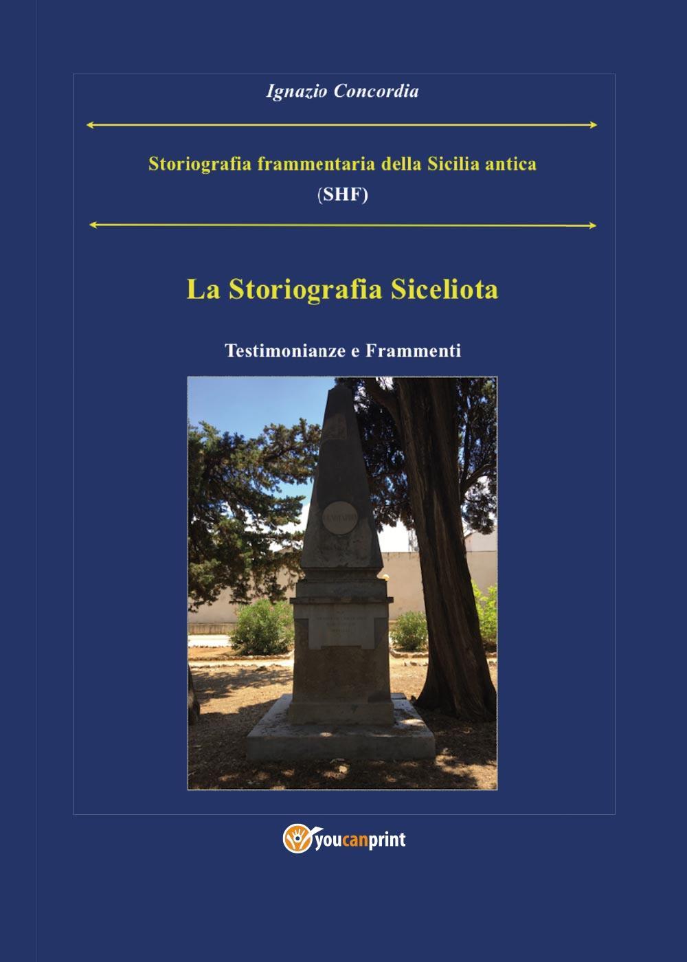 Storiografia Frammentaria della Sicilia antica
