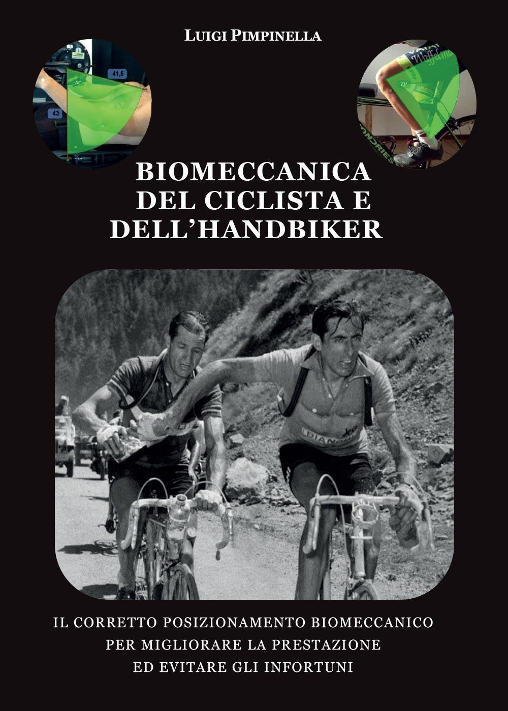 Biomeccanica del ciclista e dell'handbiker