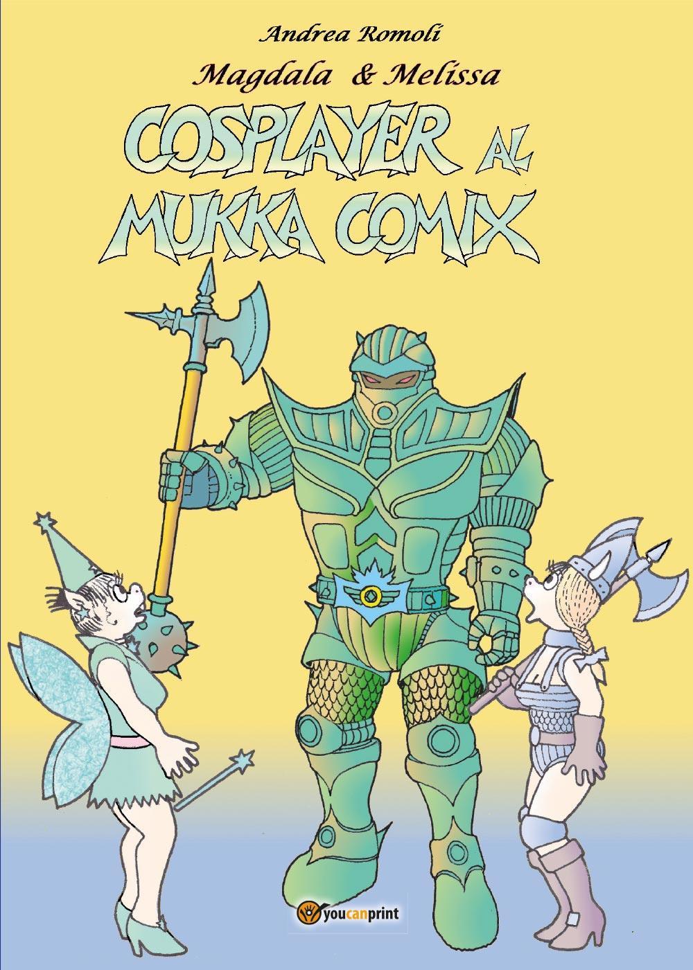 Cosplayer al Mukka Comix