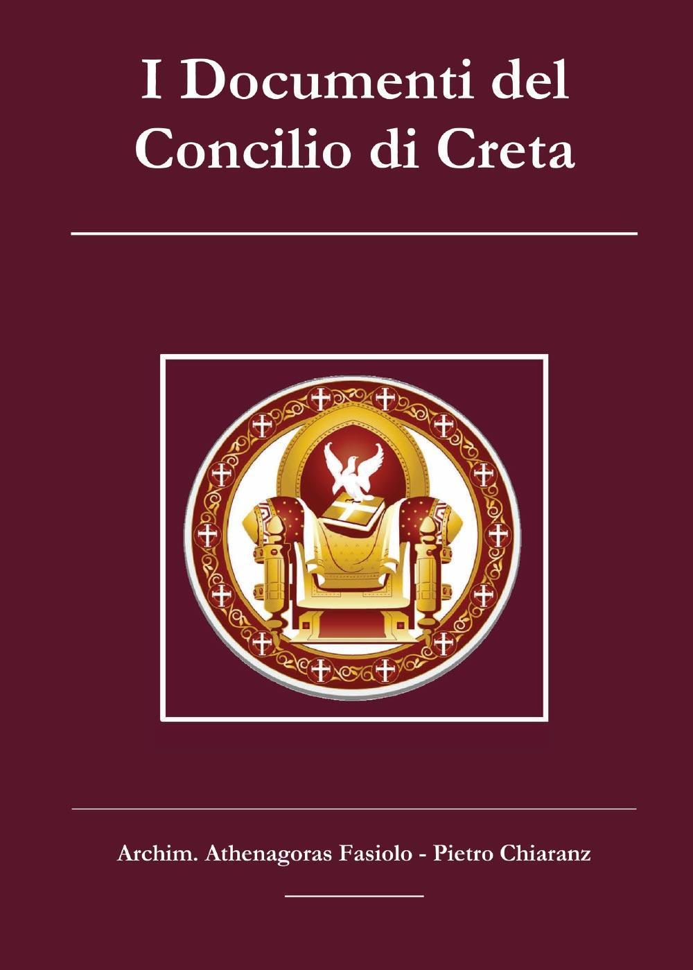 I Documenti del Concilio di Creta