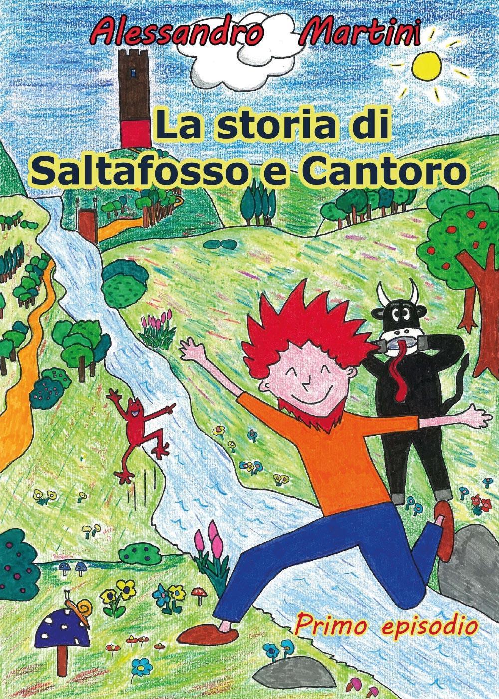 La storia di Saltafosso e Cantoro