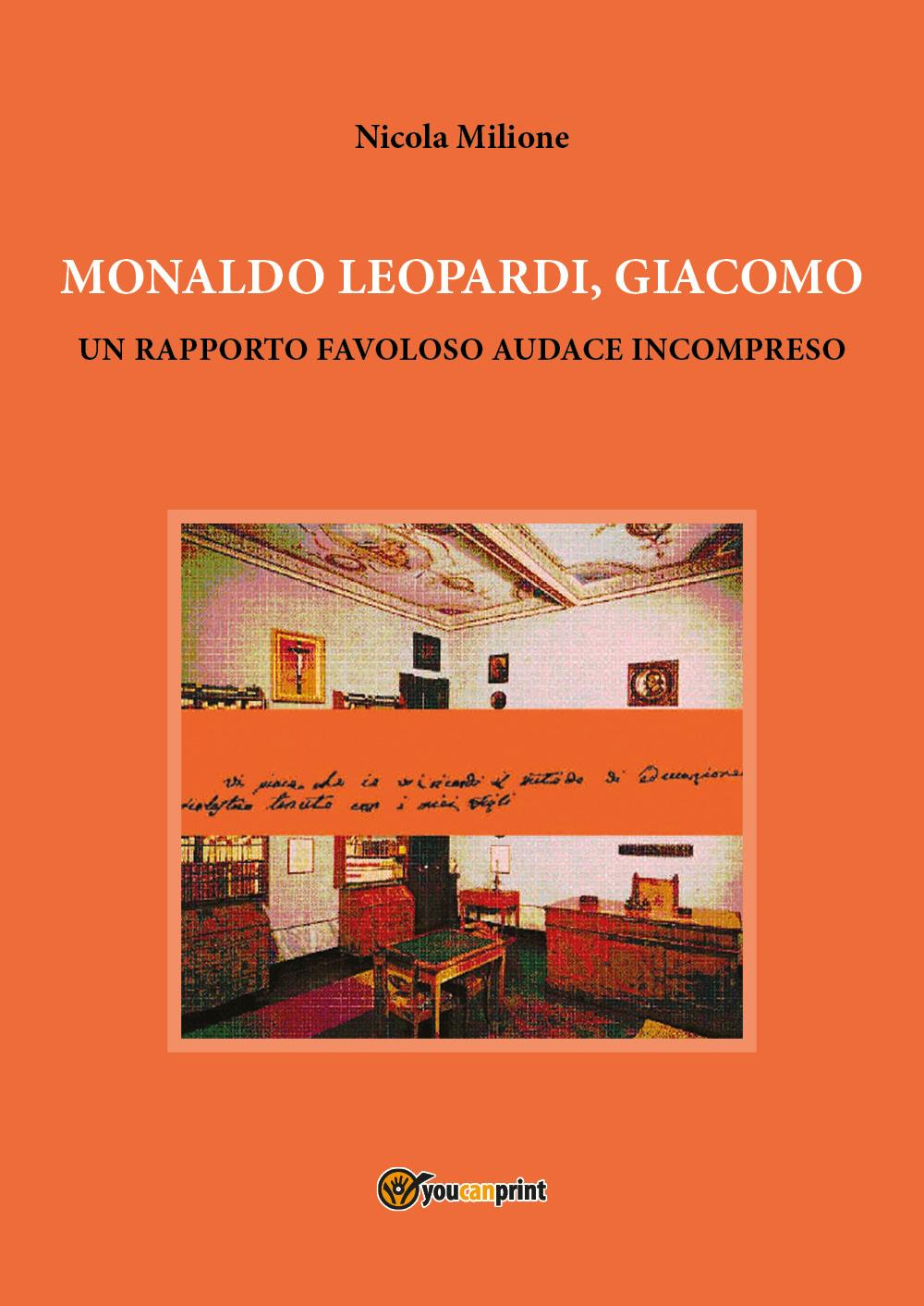 Monaldo Leopardi, Giacomo