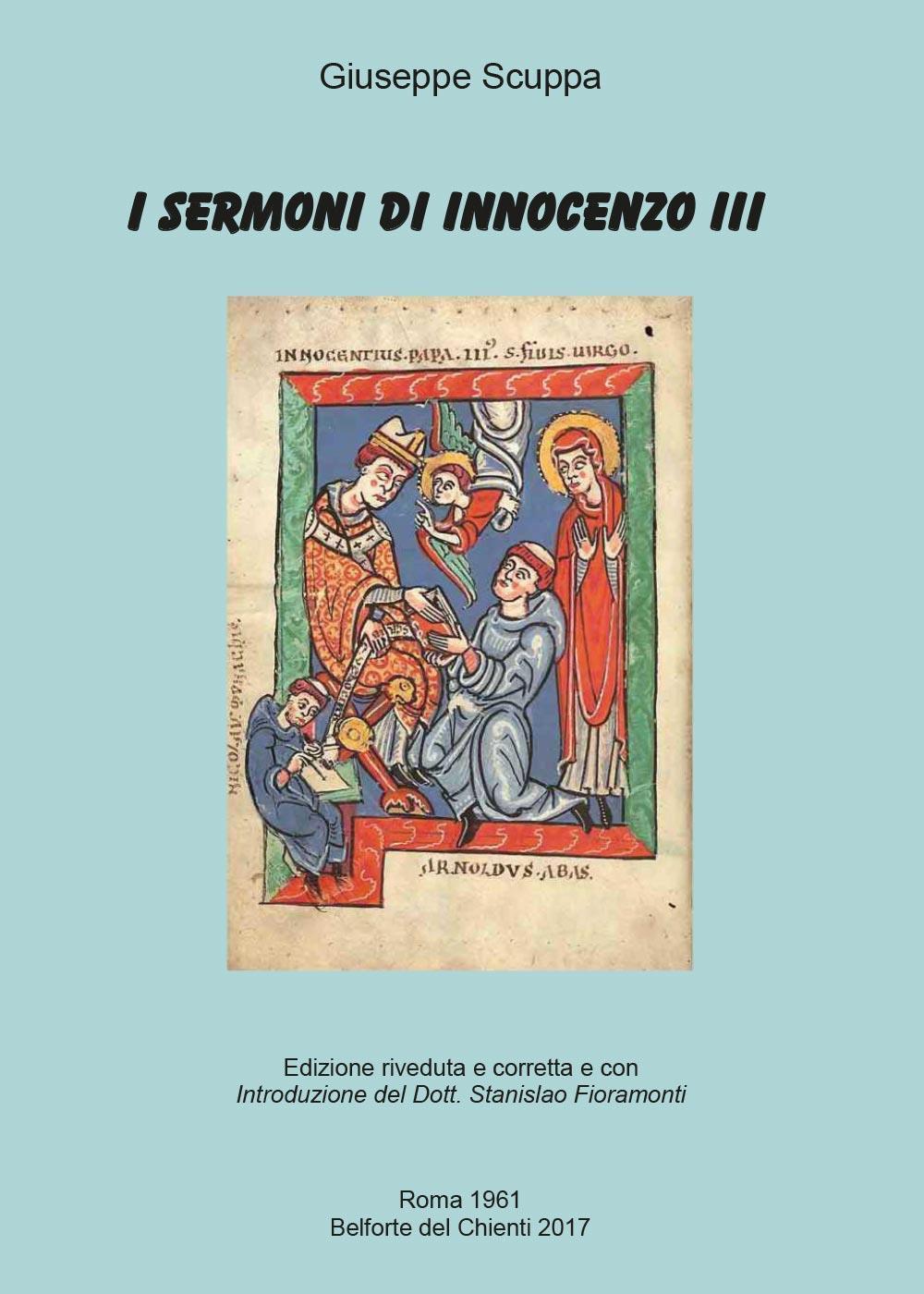 I sermoni di Innocenzo III