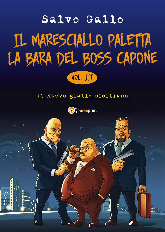 Il maresciallo Paletta - La bara del boss Capone