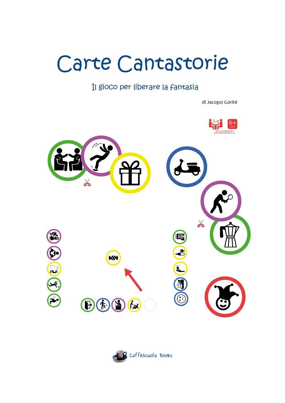 Carte Cantastorie - Il gioco per liberare la fantasia