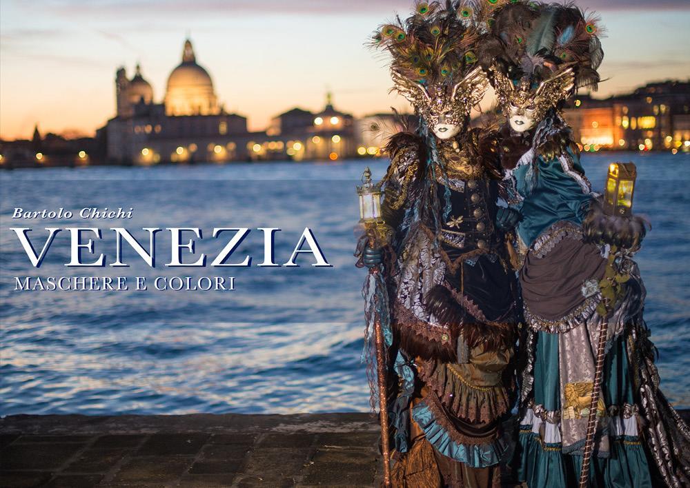 Venezia Maschere e colori