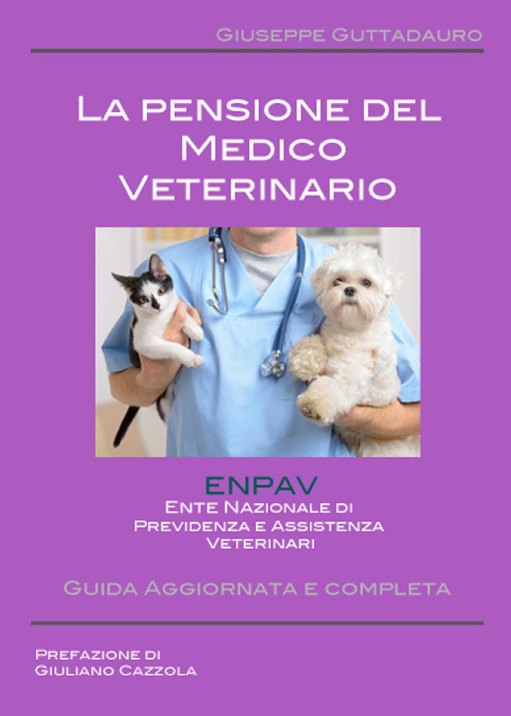 La pensione del Medico Veterinario