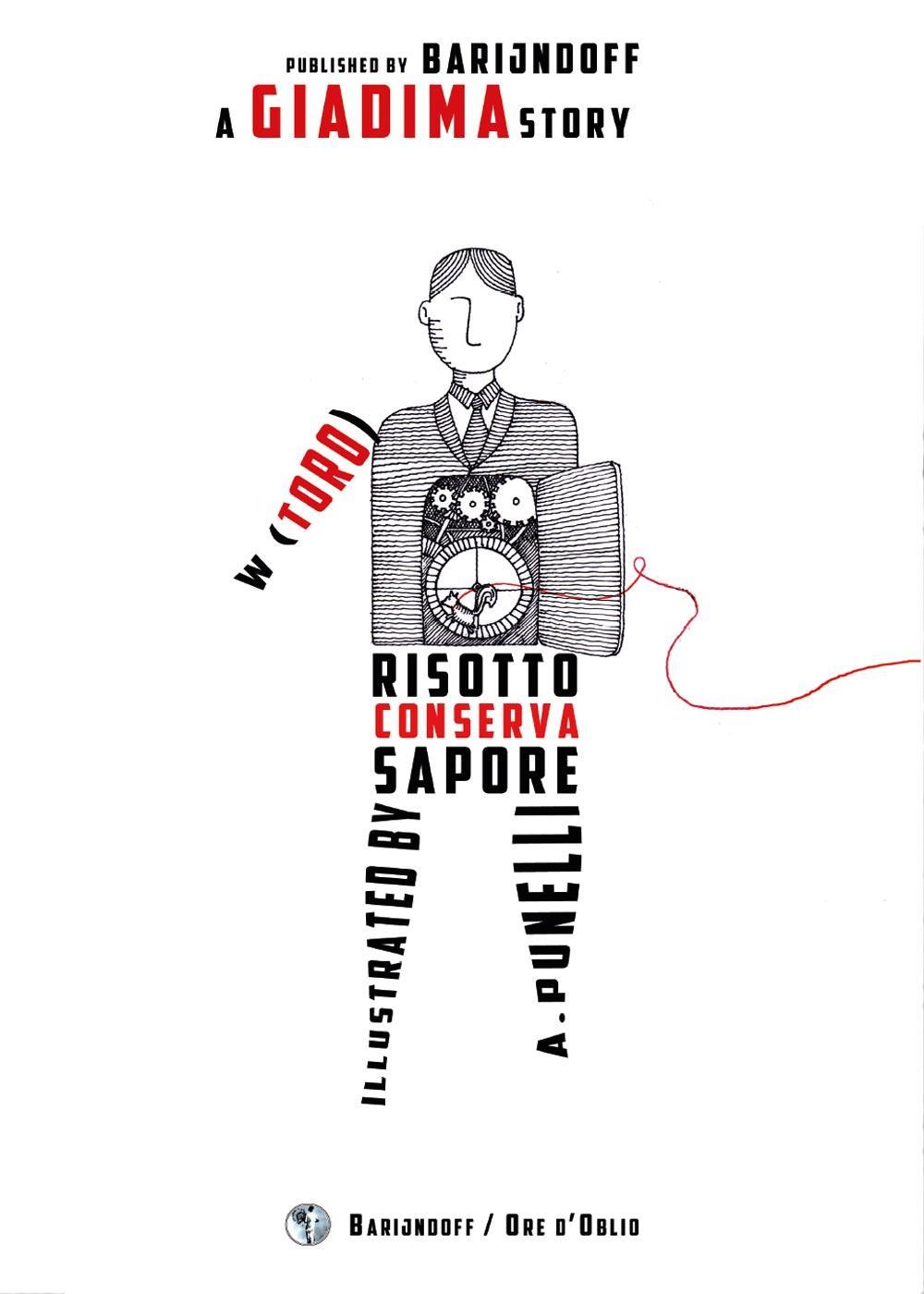 w (Toro) Risotto Conserva Sapore