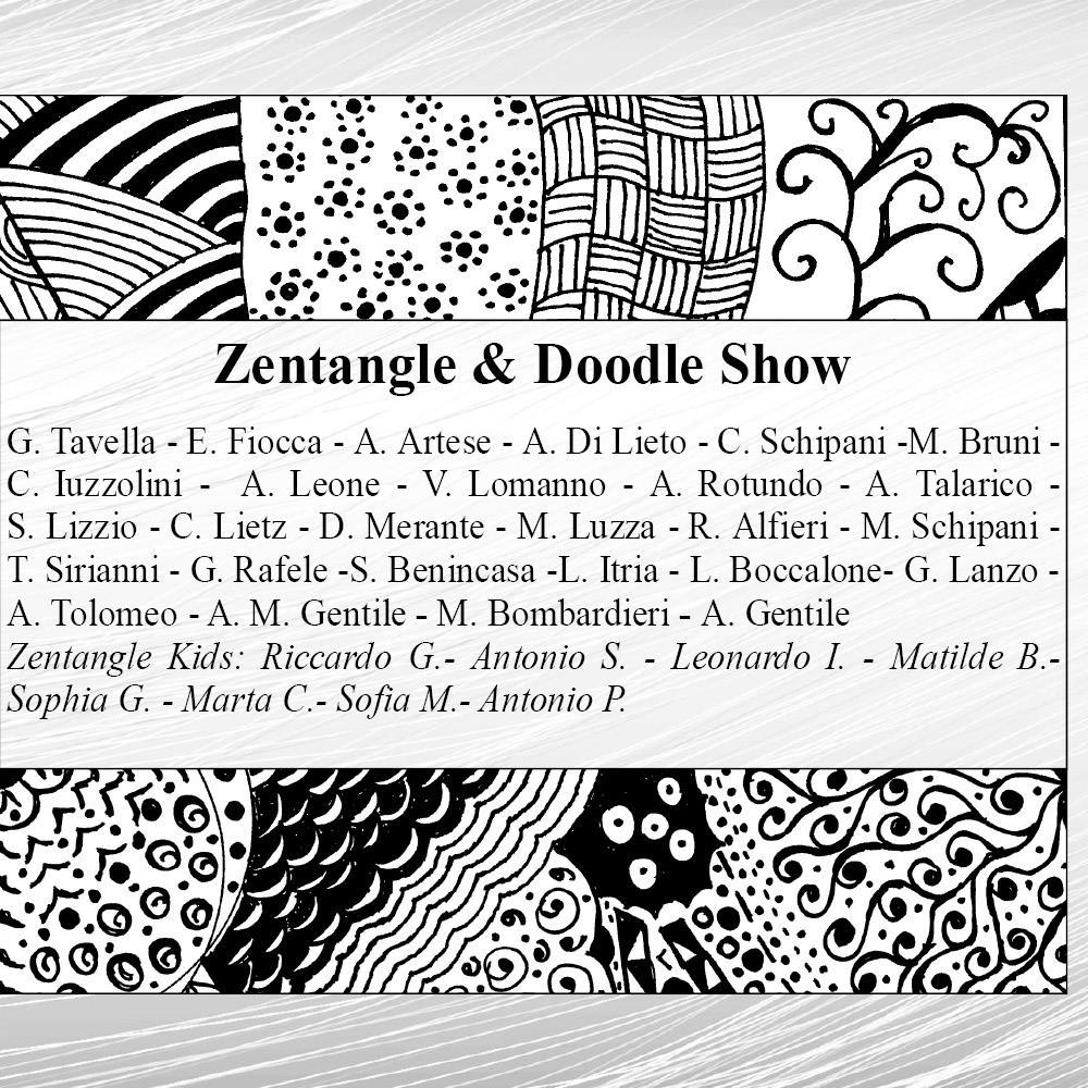 Zentangle & Doodle Show