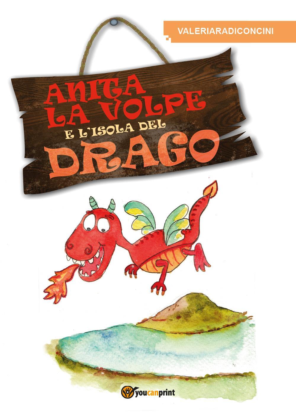 Anita la volpe e l'isola del drago