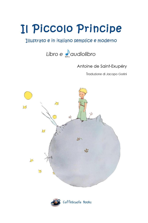 Il Piccolo Principe - Libro e audiolibro