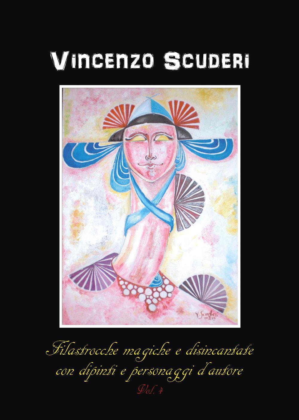 Filastrocche Magiche e disincantate con dipinti e Personaggi d'autore