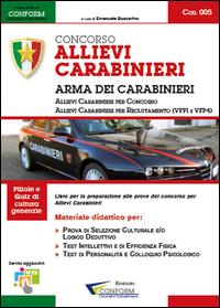 005 | Concorso Allievi Carabinieri (Prova di cultura generale e TPA)