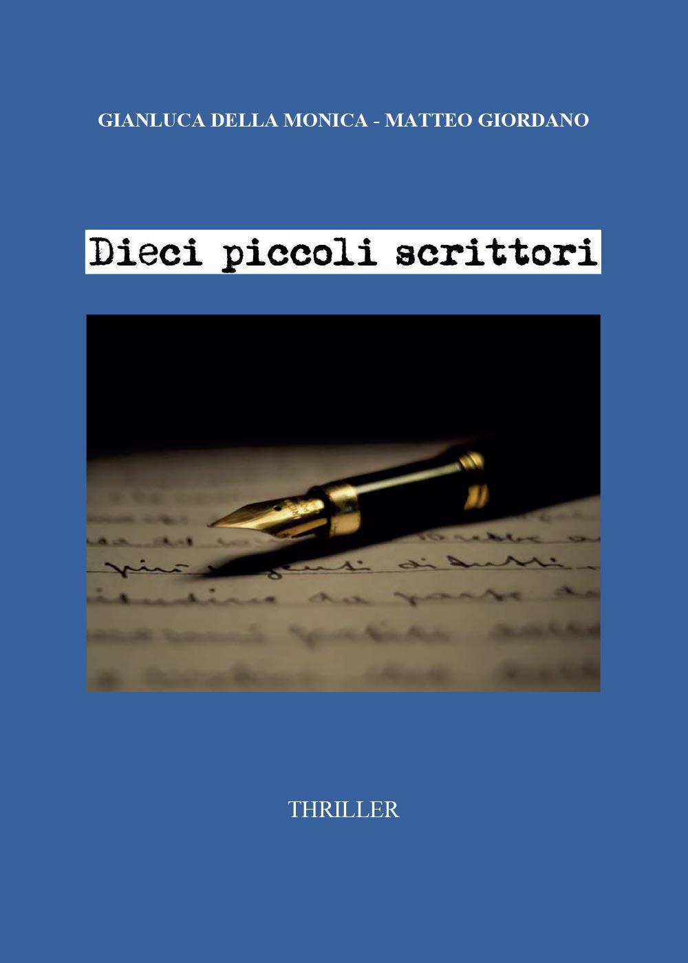 Dieci piccoli scrittori