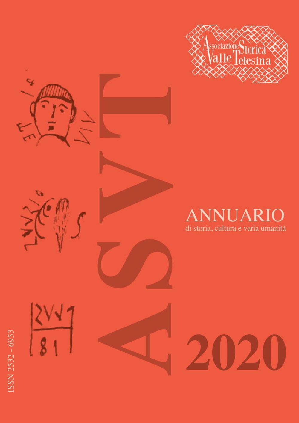 Annuario di storia cultura e varia umanità