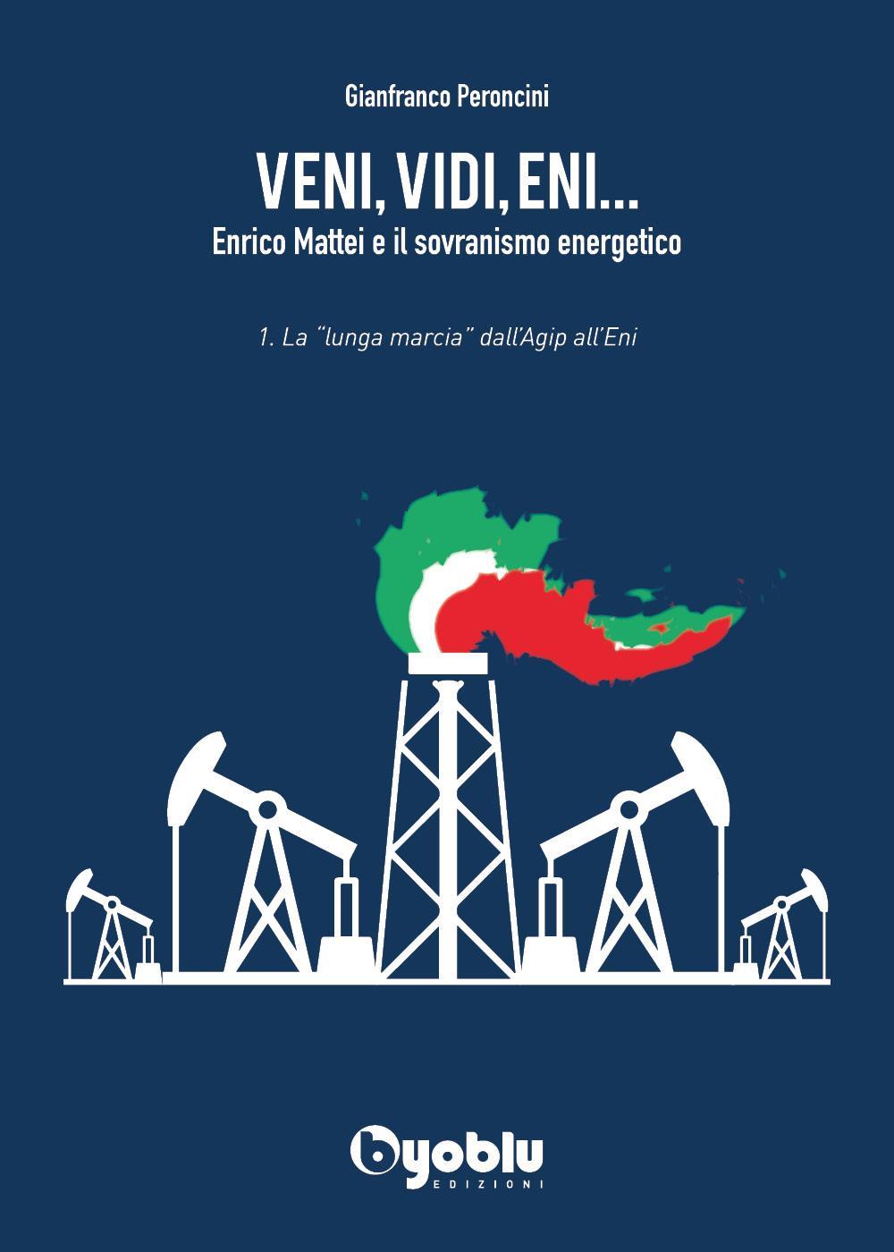 Veni, Vidi, Eni...  Enrico Mattei e il sovranismo energetico.