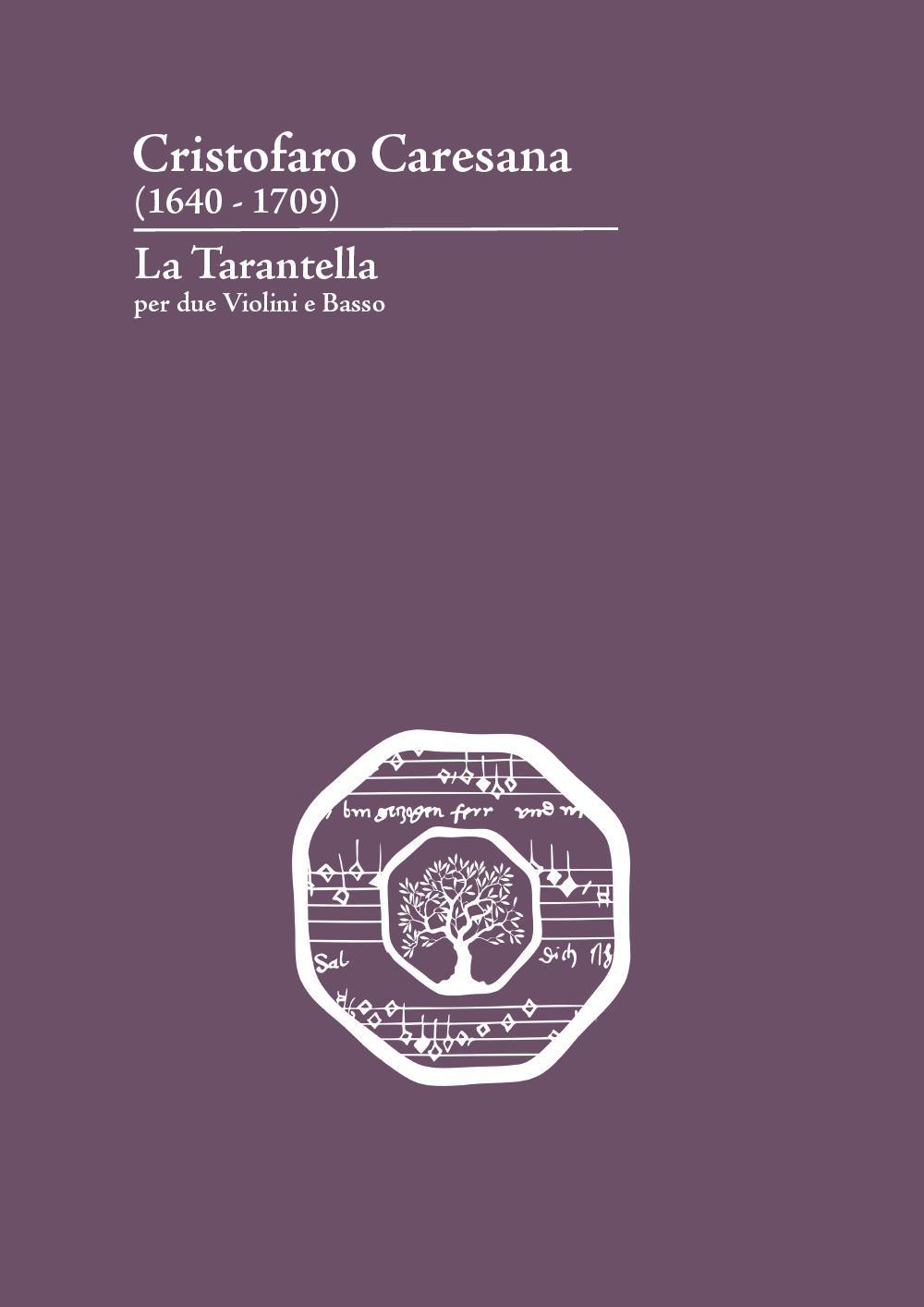 Cristofaro Caresana - La Tarantella