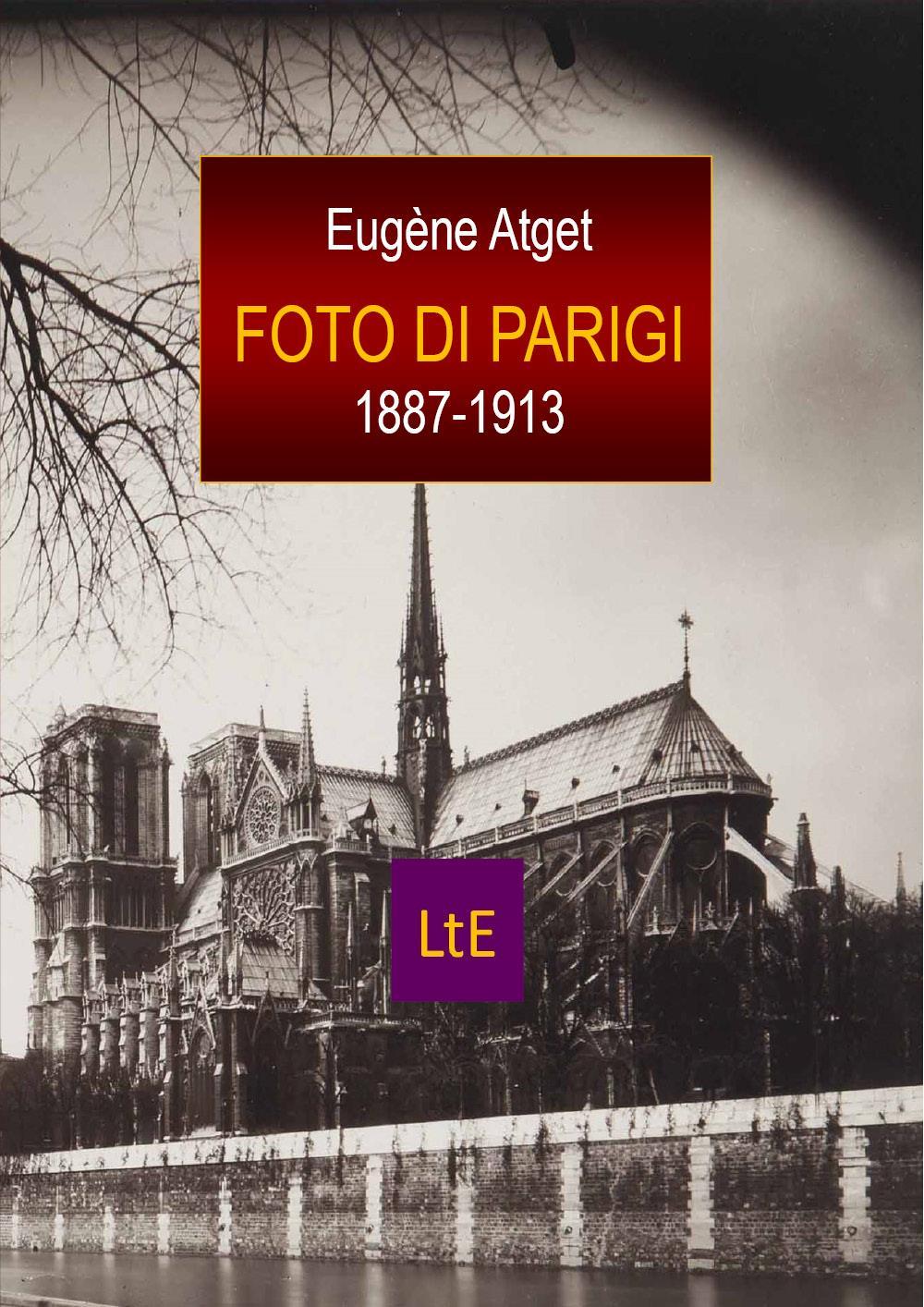 Foto di Parigi 1187-1913
