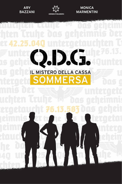Q.D.G. - Il mistero della cassa sommersa