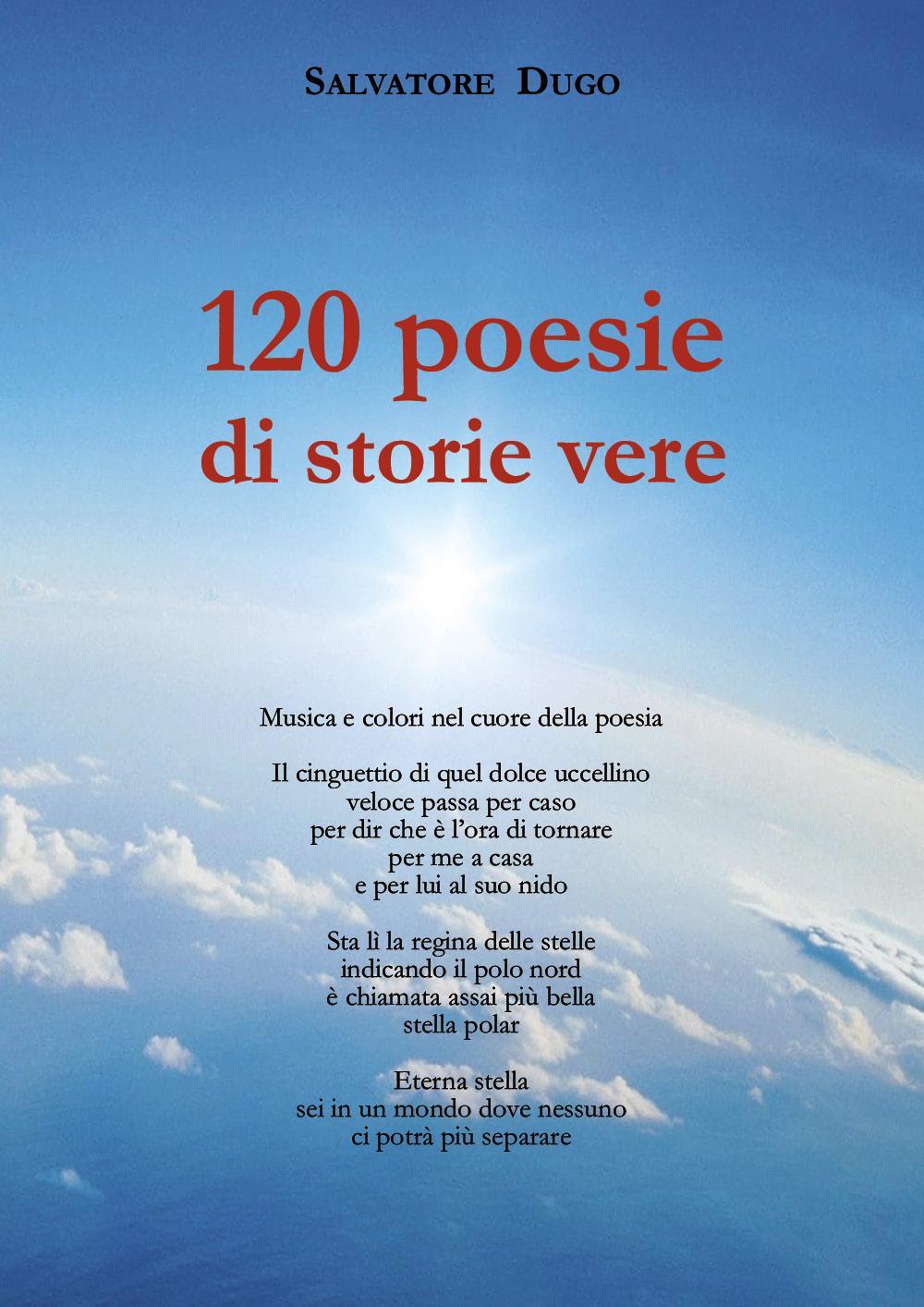 120 poesie di storie vere