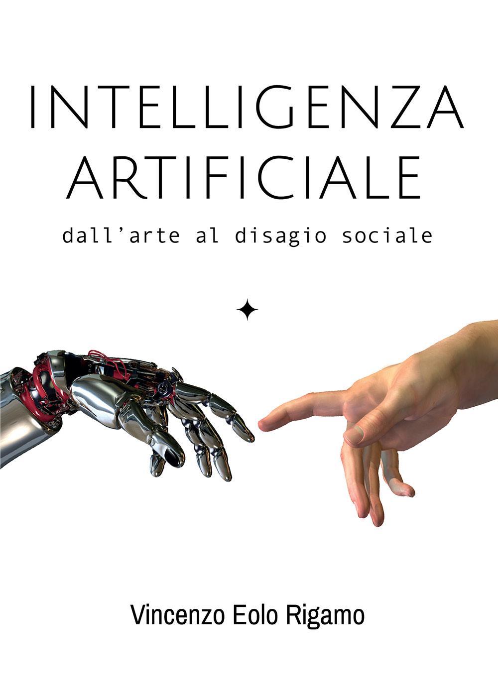 Intelligenza artificiale - dall'arte al disagio sociale
