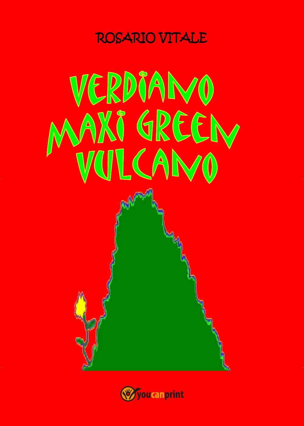 Verdiano Maxi Green Vulcano