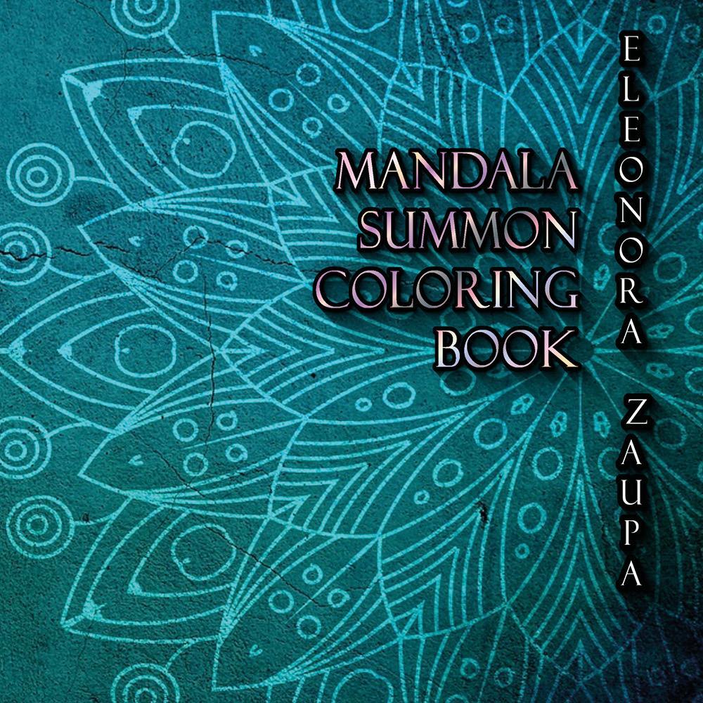 Mandala Summon Coloring Book