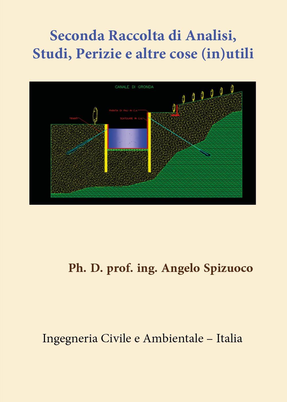 Seconda Raccolta di Analisi Studi, Perizie e altre cose (in)utili