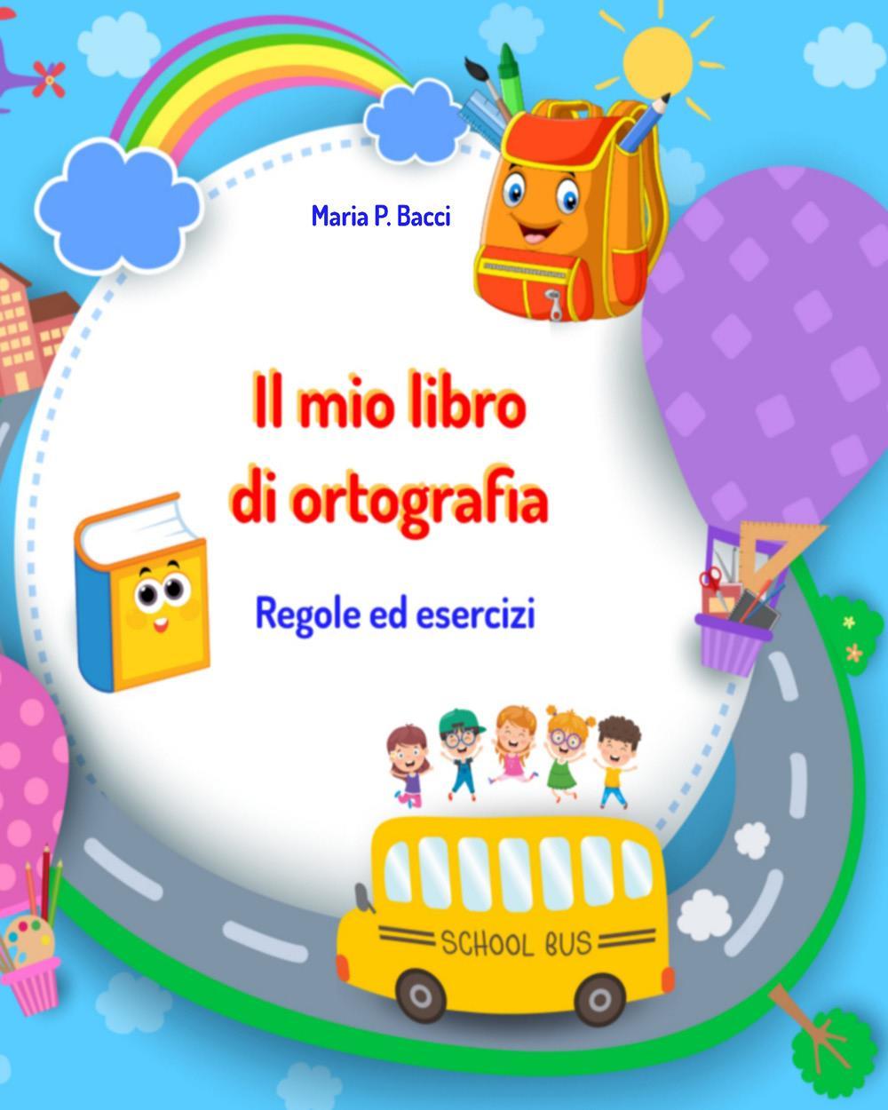 Il mio libro di ortografia