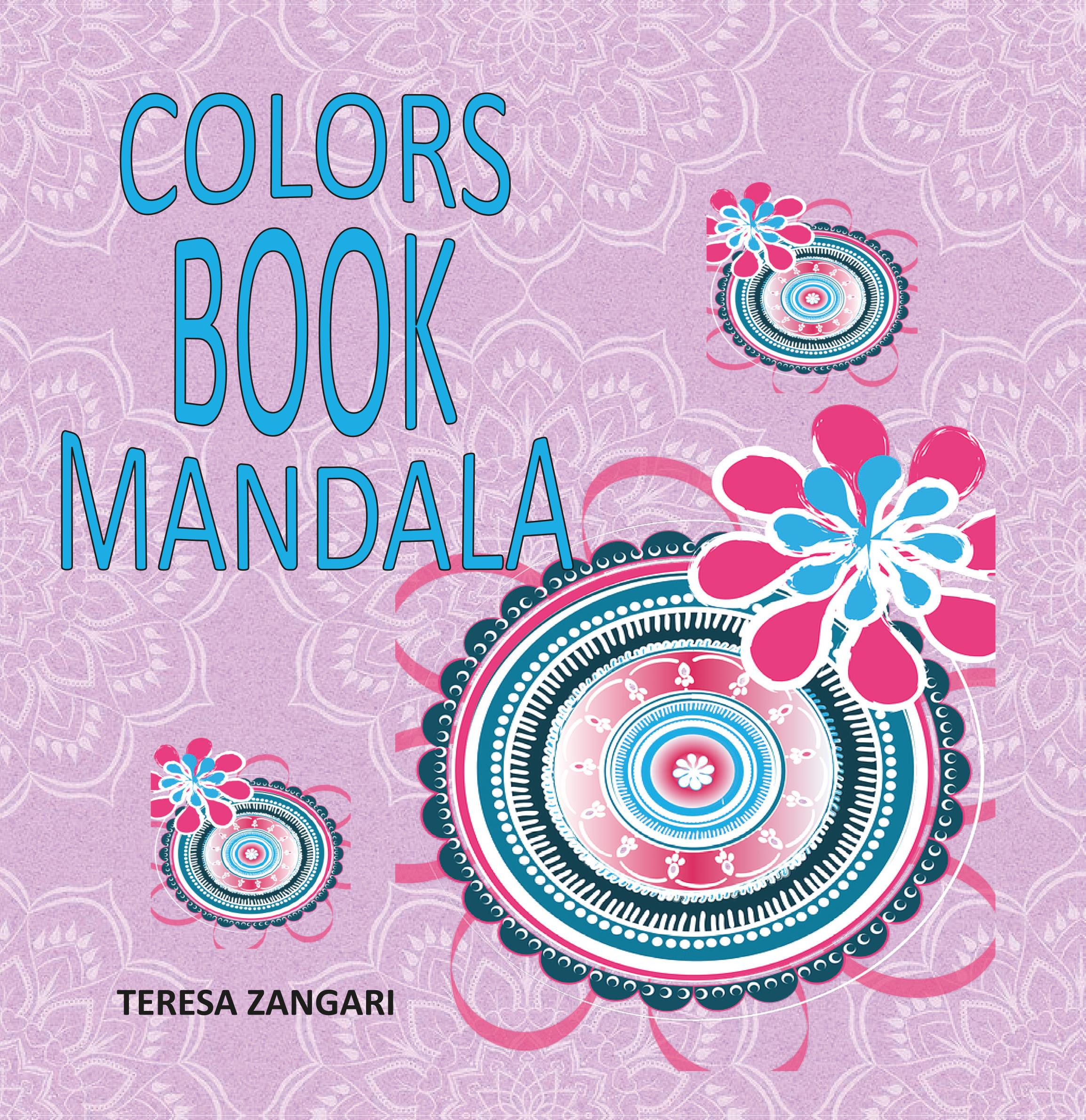 Color Book Mandala