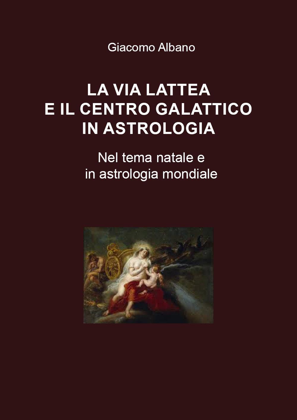 La Via Lattea e il centro galattico in astrologia. Nel tema natale e in astrologia mondiale
